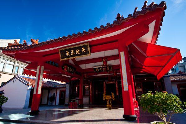 Храм Юэ Фэй в Ханчжоу