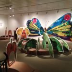 Игровая комната с бабочкой