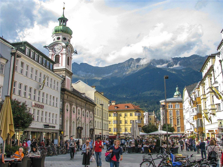 Инсбрук: путешествие в самое сердце Альп