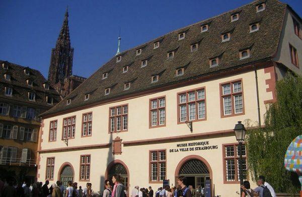 Исторический музей Страсбурга