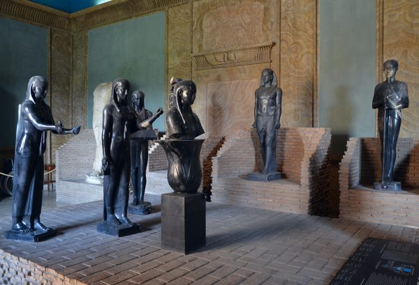 Грегорианский египетский музей