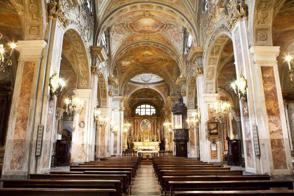 Кафедральный собор в Турине