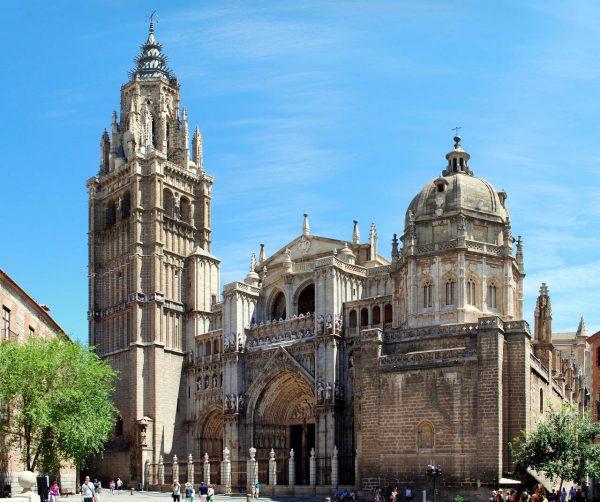 Кафедральный собор Святой Марии в Толедо