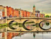 Каменный мост Меллоуса в Дублине