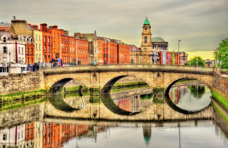 Поездка в Дублин: известные достопримечательности и особенности инфраструктуры города