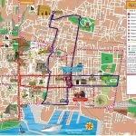 Карта автобусных маршрутов Палермо
