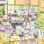 Карта достопримечательностей Гааги