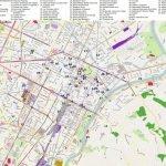 Туристическая карта Турина