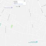 Карта окрестностей Самарканда