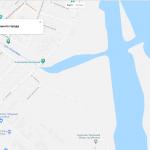 Карта окрестностей Великого Новгорода