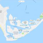 Карта островов озера Онтарио