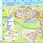 Карта Светлогорска с указанием всех улиц