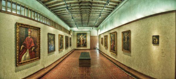 Картины Эль Греко в доме-музее в Толедо