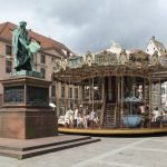 Карусель на Place Gutenberg