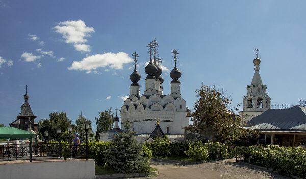 Комплекс Свято-Троицкого монастыря в Муроме