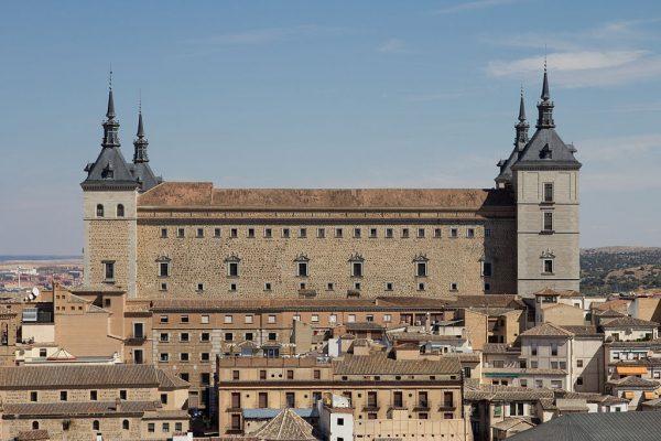 Крепость Алькасар в Толедо