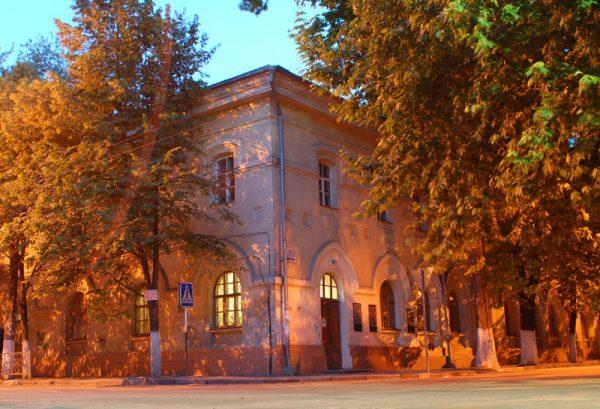 Крымский этнографический музей в Симферополе