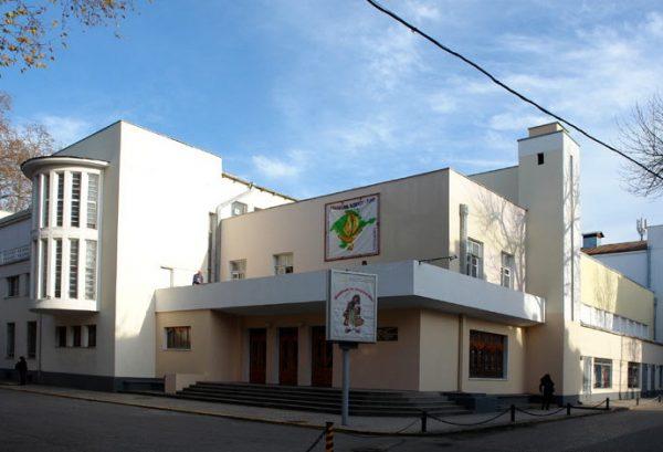 Крымско-татарский академический музыкально-драматический театр в Симферополе