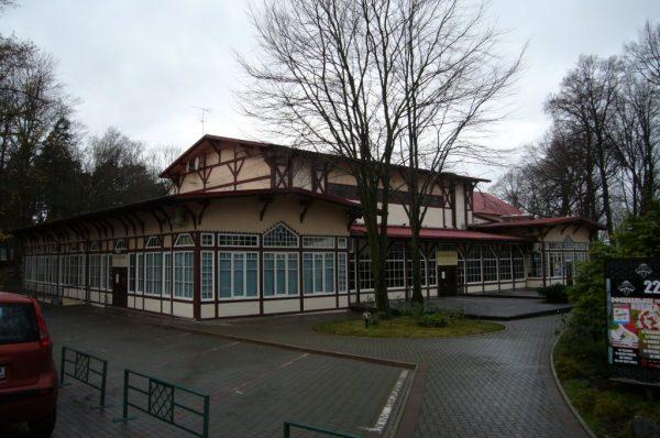 Курхаус Светлогорска