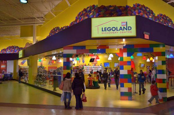 Legoland Discovery Centre в Торонто