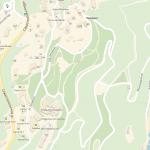 Ливадийский дворец на карте Ялты
