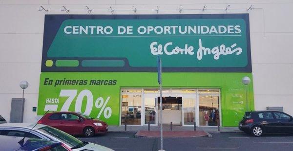 Универмаг сети El Corte Ingles в Толедо