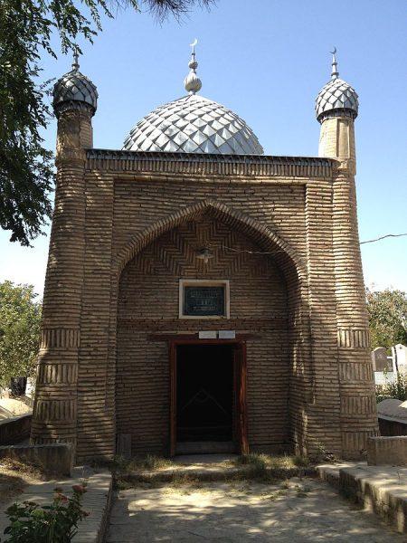 Мавзолей Чупан-ата в Ташкенте