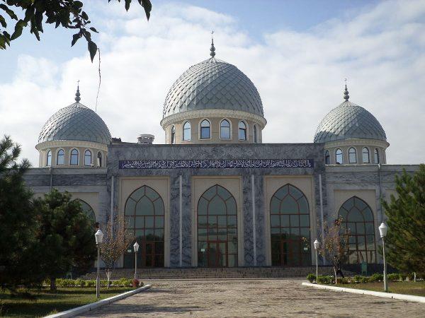Мечеть Ходжа Ахрар Вали в Ташкенте