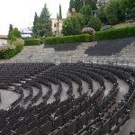 Места для оркестра в Римском театре