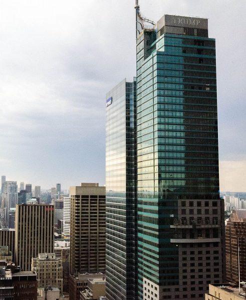 Международная гостиница и башня Трампа Торонто