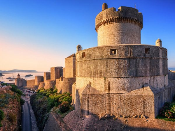 Минчета в Дубровнике