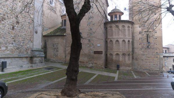 Монастырь Санто-Доминго-эль-Антигуо в Толедо