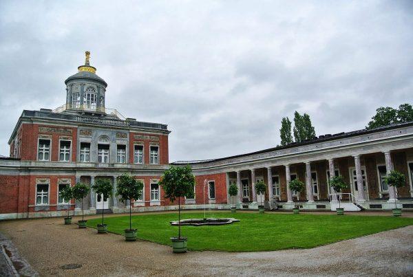 Мраморный дворец в Потсдаме