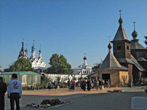 Муромские церкви