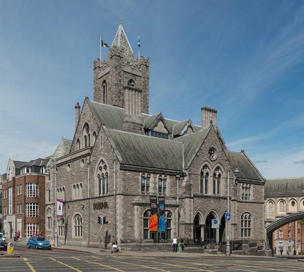 Музей «Дублиния» в столице Ирландии