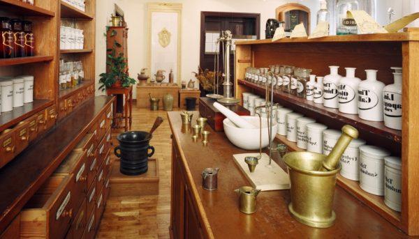 Музей фармакологии в Риге