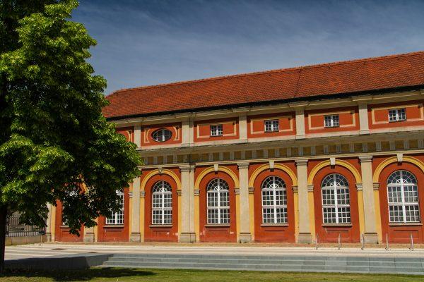 Музей кино в Потсдаме