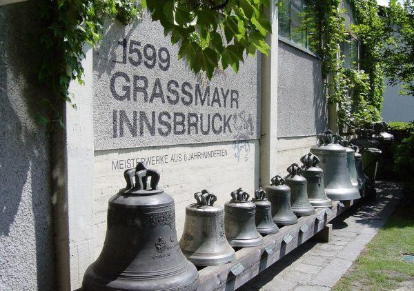 Музей колоколов Грассмайер в Инсбруке