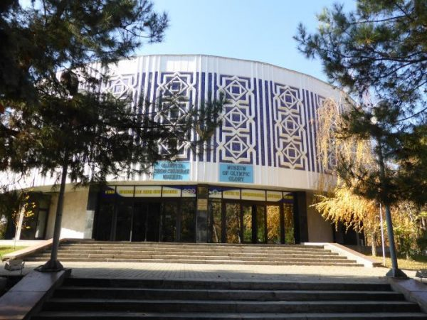 Музей олимпийской славы в Ташкенте