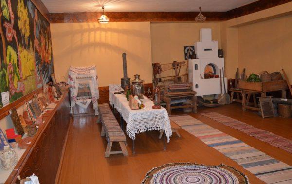 Музей традиционной культуры в селе Поречье