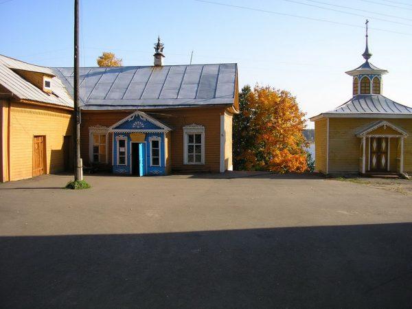 Музей валенок в Мышкине