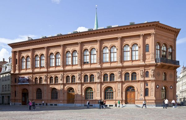 Музей зарубежного искусства в Риге