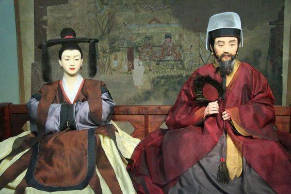 Национальный фольклорный музей Кореи в Сеуле