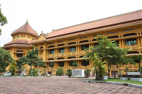 Национальный музей истории Вьетнама в Ханое