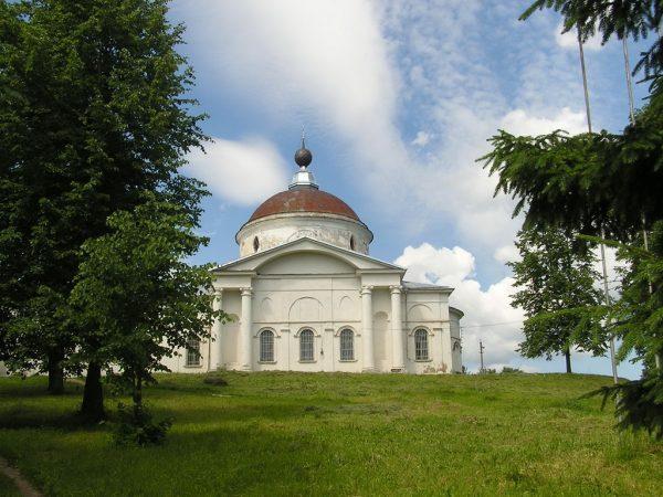 Никольский собор в Мышкине
