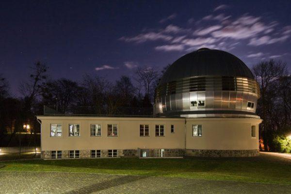 Обсерватория в Потсдаме