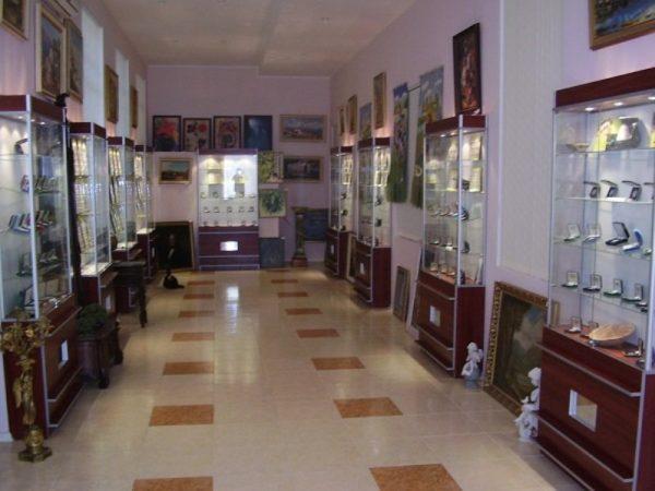 Одесский музей нумизматики на Украине