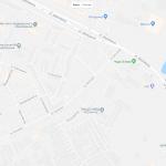 Пригород на карте Новгорода