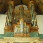 Орган в церкви Гроте Кёрк