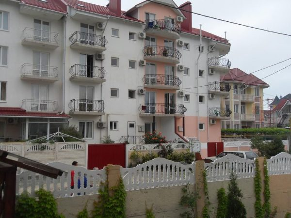 Отель «Мишель» в Лазаревском